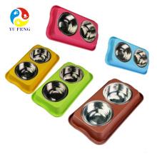 Fashion low price ceramic dog bowl wholesale
