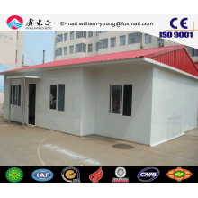 Casa modular de bajo costo / acero ligero Excelente casa prefabricada (JW-16240)