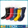 CE colorful rubber shoes & rain shoes for children