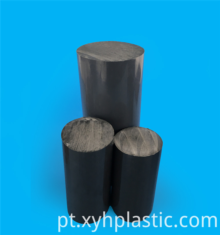 Round Bar Grey PVC Rod