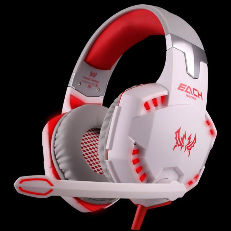 game headphone-black
