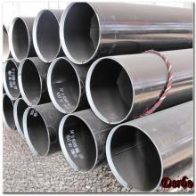 SCH40 API 5L X42 LSAW Tubo de acero