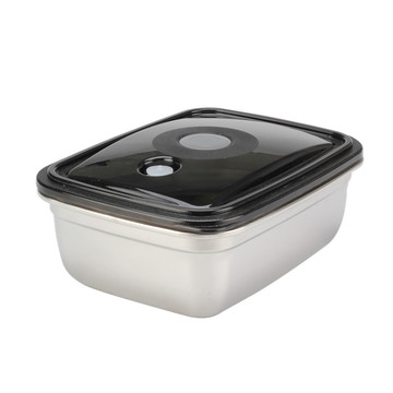 Stainless Steel Vacuum Food Containers Bento Lunch Box