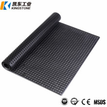 Anti Slip Ute Drainage Rubber Hollow Mat for Truck/Van Bed with 10 Meter Long