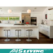 Mobília do armário de cozinha com a ilha de cozinha para a venda por atacado (AIS-K391)