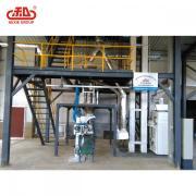 Pre-mix Mortar Mixer Machine Complete Production Line