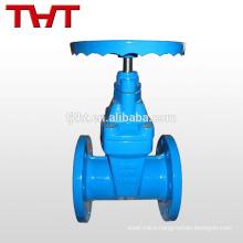 6 inch stem vacuum reslient seat full port gate valve pn16