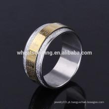Moda melhor design homens jóias anel modelo