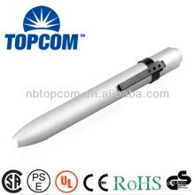 promotion medical doctor nurse light metal led light pen