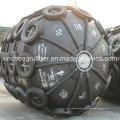 Pára-choque de borracha pneumático marinho usado navio, pára-choque inflável