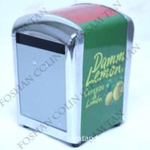 Crown Metal Napkin dispenser/Tissue Box/Napkin Holder