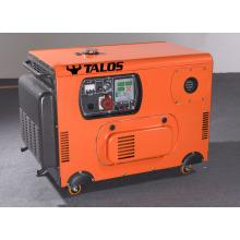 Generador diesel silencioso de 10 kilovatios (DG15000SAT)