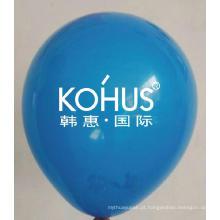 Melhor venda de balão de hélio personalizado folha colorida
