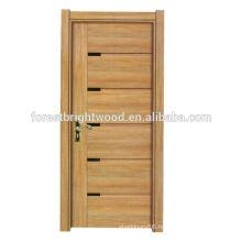 home decoration wood Melamine stile Interior Door