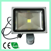 Super Bright LED Flood Light 30W LED Flood Light High Quality Outdoor LED Flood Light PIR