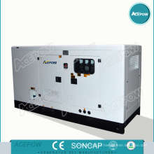125kVA / 100kw Soundproof Generator Set Power by Lovol Engine