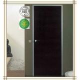 room and hotel door(apartment door)