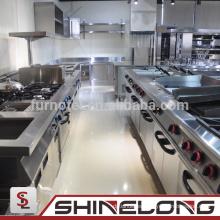 Equipo de cocina usado valorado comercial por Shinelong