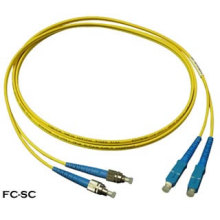 FC-Sc Fibra Óptica Patch Cord