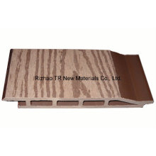 Wood Plastic Composite Decking Wall Panel