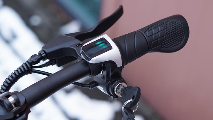 D1 Electric Bike Black12