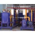 Vacuum Station of odor handling