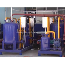 Estação de vácuo de manipulação de odores