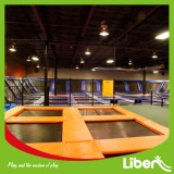 CE Standard Indoor Commercial Trampoline for Adults and Kids