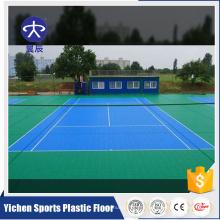 Открытая баскетбольная площадка резиновый коврик sbr блокируя лист плитки