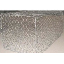 Professional for Hexagonal Wire Mesh Best Galvanized Hexagonal Gabion Basket supply to Poland Manufacturers