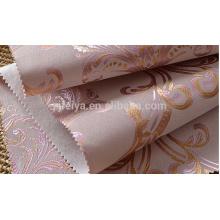 Papel de pared textil de tela Jacquard Wall