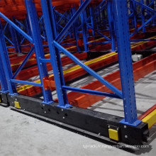 Fabricant Chine Racking mobile pour stockage à froid