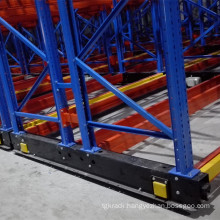 China Manufacturer Mobile Racking for Cold Storage