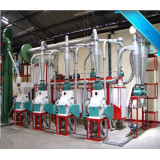 20 Tons Per Day Maize Flour Milling Machine (6FYDT-20)