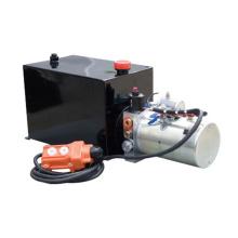 Bloc d'alimentation hydraulique DC12V 24V pour remorque à benne basculante