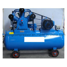 Bomba de compresor de aire para servicio pesado con transmisión por correa de pistón (HD-2.0 / 8)