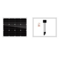 Outstanding Free sample 55W ethiopia solar panel mini