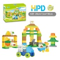 Plastic Building Blocks Kids Toy Educational Gifts