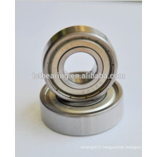 motor bearings B8-74D inch deep groove ball bearing
