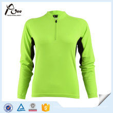 Vêtements de cyclisme Jersey de haute qualité personnalisés pour les femmes