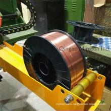Manufacturer Supplier CO2 Solid MIG Welding Wire Er70s-6 0.8/0.9/1.0/1.2/1.6mm