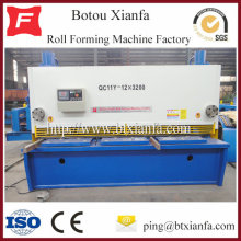 Color Steel Sheet And Galvanized Steel Sheet Cutting Shear Machine