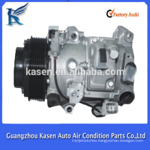 New R134a denso ac compressor 10pa15c for Toyota Highlander 3.5