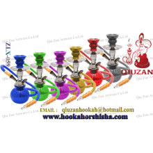 New Design Small Portable Shisha Hookah With Pumpkin Shape Vase