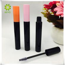 Luxus schwarz leer Lipgloss Verpackung Wimperntusche Tube