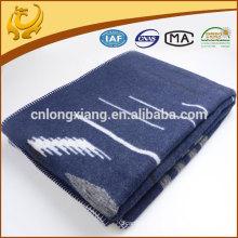 Tela tejida vendedora caliente 100% de la tira de la cachemira