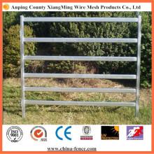 Stahl tragbarer verzinkter Viehzuchtzaun