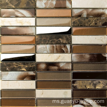 Marmer Mosaic Mixed Surface Mixed