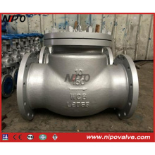 Cast Steel Bolt Bonnet Flanged Swing Check Valve