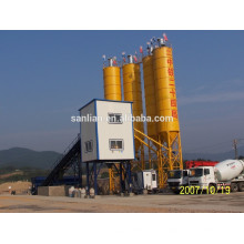 HZS180 Planta de mezcla de concreto cementado
